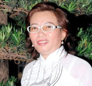 Luật gia Tạ Phong Tần