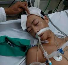 Đỗ Đăng Dư sau khi từ trại giam chuyển bệnh viện