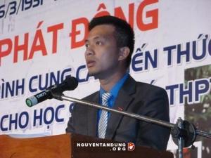 Nguyễn Bá Cảnh - Con Nguyễn Bá Thanh