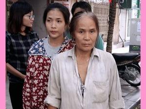 Bà Nguyễn Thị Việt (mẹ Lê Văn Mạnh) ròng rã kêu oan cho con 10 năm và cuộc chiến vẫn chưa đến hồi kết thúc. Ảnh: Báo NLĐ