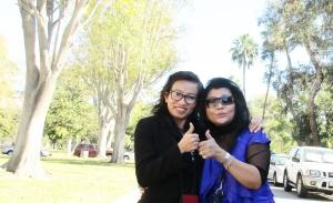 Với chị Mai Lệ Huyền