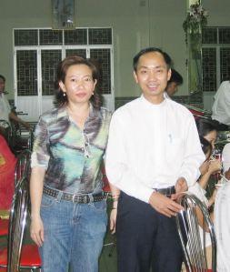 Cha Nguyễn Văn Khải, Sài Gòn năm 2010