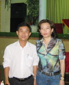 Cha Giuse Đinh Hữu Thoại, Sài Gòn, 2010.