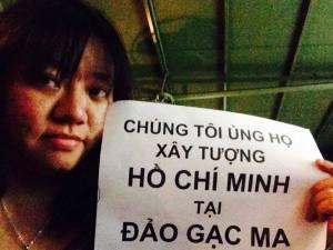 Nhà báo tự do Phạm Đoan Trang