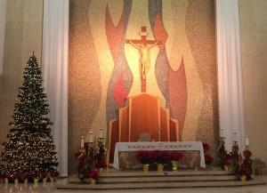Saint Columban, Graden Grove, Califonia, USA