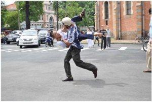 Bức ảnh lịch sử để đời ngày 5/6/2011